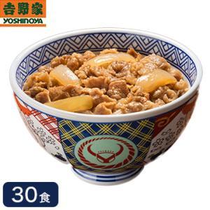 吉野家 冷凍牛丼の具 並盛 120g×30食