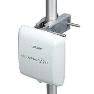 バッファロー 2.4GHz無線LAN 屋外用 平面型指向性アンテナ WLE-HG-DA