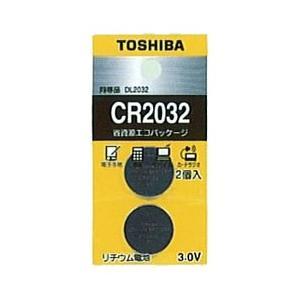 TOSHIBA コイン形リチウム電池 CR2032EC2P