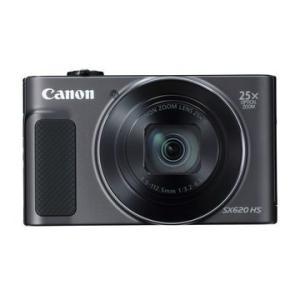 CANON デジタルカメラ PowerShot SX620 HS (ブラック) 1072C004