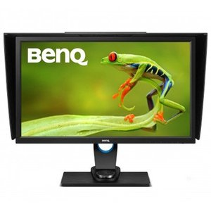 ベンキュー 27型プロ向け WHQD/IPS/AdobeRGB/遮光フード SW2700PT