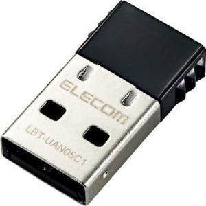 ELECOM Bluetooth USBアダプタ/PC用/V4/CL1/ブラック LBT-UAN05...