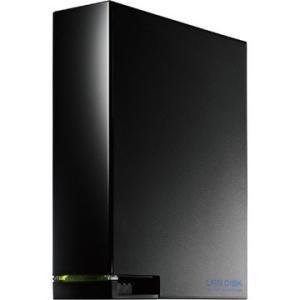 アイ・オー・データ機器 デュアルコアCPU搭載 1ドライブ高速ビジネスNAS 1TB HDL-AA1W|hikaritv