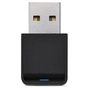バッファロー 11ac/n/a/g/b 433/150Mb USB2.0 WLAN子機 WI-U2-...