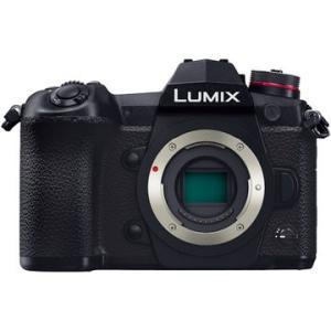パナソニック デジタル一眼カメラ G9 PRO ボディ (ブラック) DC-G9-K