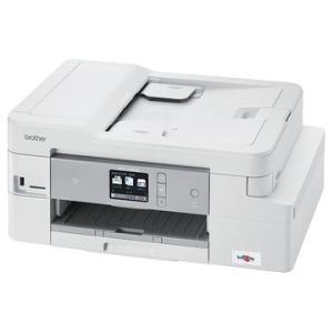 ブラザー A4 IJ複合機/FAX/ADF/WLAN/手差/両面 MFC-J1500N|hikaritv