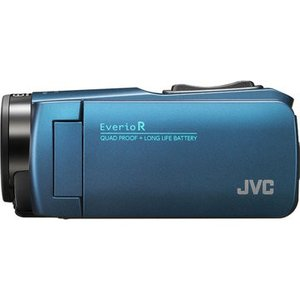 JVCケンウッド 32GBハイビジョンメモリームービー(ネイビーブルー) GZ-R480-A
