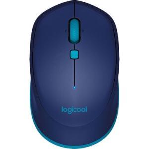 ロジクール Bluetoothマウス M337 ブルー M337BL