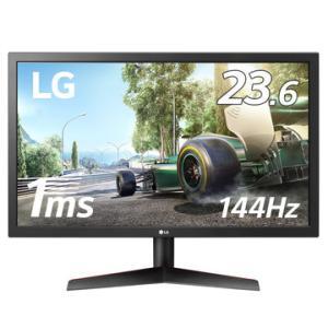 LG Electronics Japan 23.6型FHD液晶ディスプレイ(TN/1ms/144Hz...