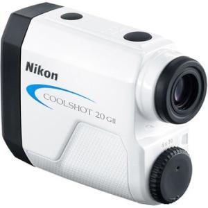 Nikon 携帯型レーザー距離計 COOLSHOT 20 GII LCS20G2