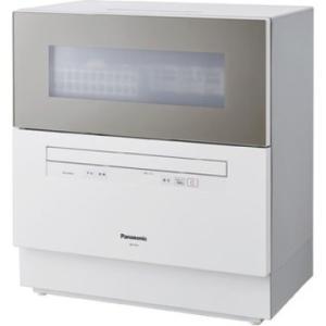 Panasonic 食器洗い乾燥機 (シルキーゴールド) NP-TH3-N