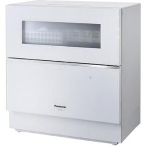 Panasonic 食器洗い乾燥機 (ホワイト) NP-TZ200-W