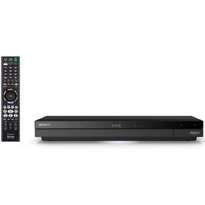 SONY HDD 2TB搭載BD/DVDレコーダー(チューナー×3) BDZ-FBT2000