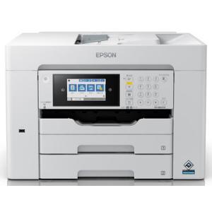 EPSON A3カラーIJ複合機/2段カセット/4.3型タッチパネル PX-M6011F