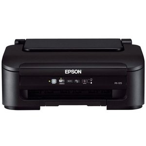 EPSON A4カラーIJプリンター/カラー18・モノクロ34PPM/WLAN PX-105