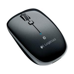 ロジクール Bluetoothマウス グレー M557GR|hikaritv