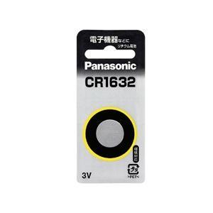 パナソニック コイン形リチウム電池 CR1632 CR-1632