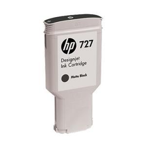 HP HP 727マットブラックインク300ml C1Q12A|hikaritv