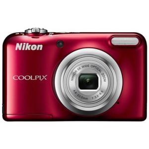 Nikon デジタルカメラ COOLPIX A10 レッド COOLPIXA10RD