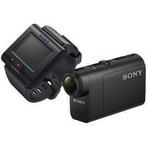 SONY デジタルHDカム アクションカム ライブビューリモコン付 HDR-AS50R