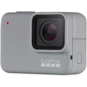 GoPro HERO7 White CHDHB-601-FW ゴープロ ヒーロー7 白 ウェアラブル...