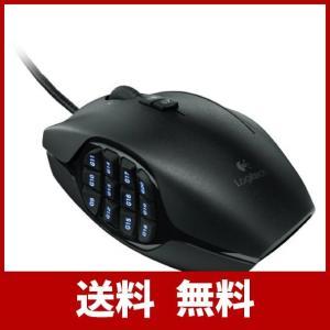 LOGITECH LOGICOOL MMO ゲーミングマウス G600 並 行 輸 入 品