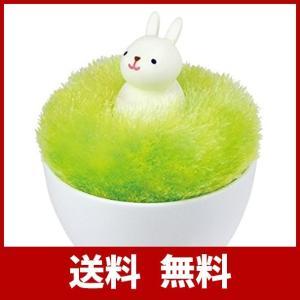 マーナ(MARNA) アニマルポンポンクリーナー ウサギ S375B