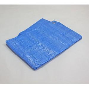 ブルーシート 中薄(#2000) 5.4x7.2m  5枚入り|hikkoshishizai