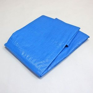 ブルーシート 厚手(#3000) 5.4x7.2m  5枚入り|hikkoshishizai
