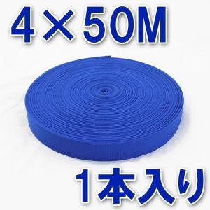 平ロープ 4×50 アクリル 1本入り|hikkoshishizai