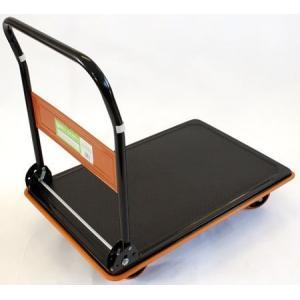 業務用台車 スチール製 折りたたみ 静音キャスター使用 300kg 1台|hikkoshishizai|03