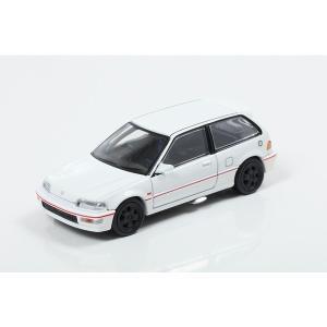 【トミカリミテッドヴィンテージNEO】 1/64 Honda Civic SiR II (EF9) Gr.A White ※香港限定|hiko7