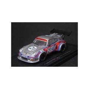 1/43 ポルシェ 911 RSR ターボ 1974 ルマン No.21|hiko7