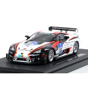 【エブロ】 1/43 Lexus LFA Nurburgring 24-hour race 2011 No.88|hiko7