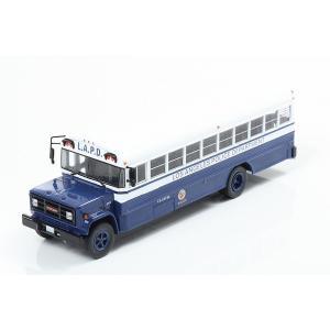 【ixo】 1/43 GMC 6000 バス 1988  LOS ANGELES-POLICE Department|hiko7