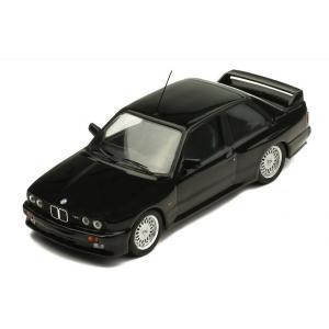 ixo 1/43 BMW M3 SPORT EVOLUTION 1990 メタリックブラック|hiko7
