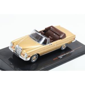 ixo 1/43 Mercedes Benz 280SE 3.5 W111 1969|hiko7