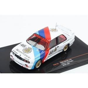 【ixo】 1/43 BMW E30 M3 No,46 WTCC 1987|hiko7
