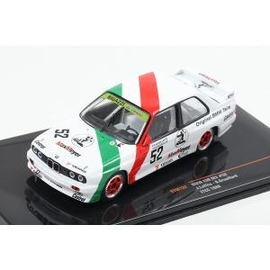 【ixo】 1/43 BMW E30 M3 ETCC 1988 No.52|hiko7