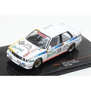 【ixo】 1/43 BMW E30 M3 ETCC 1988 No.59|hiko7