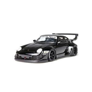 【GTスピリット】 1/18 RWB 993 (ブラック) ※アジア限定モデル  限定500台|hiko7