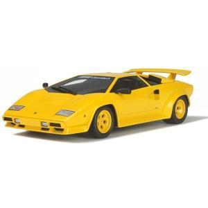 【GTスピリット】 1/18 ケーニッヒ スペシャル カウンタック ターボ(イエロー)  アジア限定モデル ※限定500台(日本国内250台)|hiko7