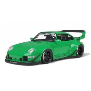 【GTスピリット】 1/18  RWB 993 (グリーン) *限定3000台|hiko7
