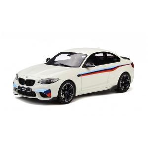 【GT SPIRIT】 1/18 BMW M2(ホワイト)世界限定 500個|hiko7