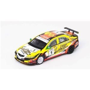INNO 1/64 Honda アコード Euro-R (CL7) #1 Macau GP CTM ...