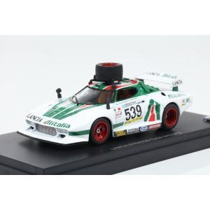 【Kyosho】 1/43 Lancia STRATOS Turbo Group5 1977 Giro d'Italia No.539