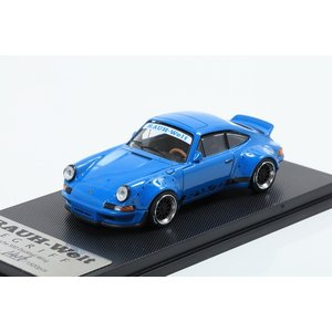 MODEL COLLECT 1/64 RWB 930 Ducktail Wing Blue|hiko7