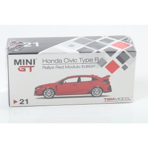 【MINI GT】 1/64 Honda Civic Type R Modulo Editiion ...
