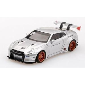 MINI GT 1/64 LB WORKS Nissan GT-R R35 Type 1,Rear ...
