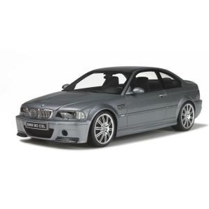 OTTO 1/18 BMW M3 E46 CSL Mダブルスポーク ホイール(シルバーグレー)|hiko7